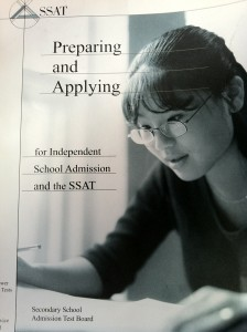 Official SSAT Guide